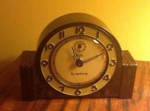 Lux Symphony Alarm Clock circa 1935