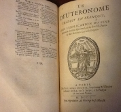1701 Deuteronomy