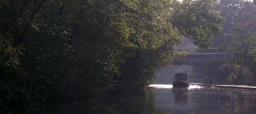 Camden Canal Boat