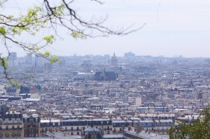 City View from Montmartre