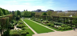 The Rodin Gardens