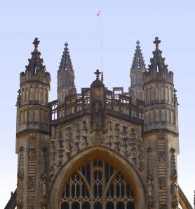 Bath Abbey Towers