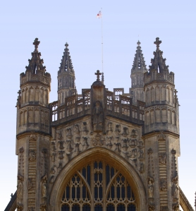 Bath Abbey Towers
