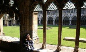 Canterbury Cloister