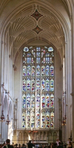 Bath Abbey Nave