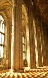 Canterbury Pillars
