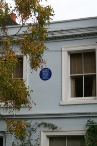 George Orwell Plaque