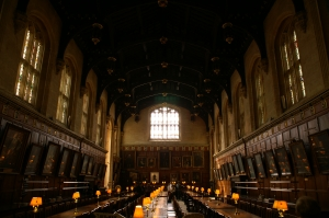 Dining Hall/Hogwarts