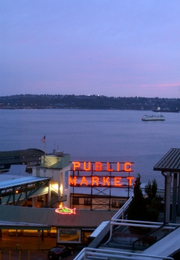 Pike Place Overlook