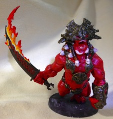 Blood Rage: Fire Giant