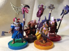 Blood Rage: Clan Leaders