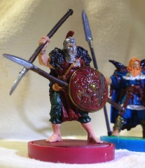 Blood Rage: Wolf Clan Warrior